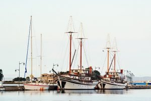 Lefkada Boats