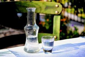 Grecia tipico Ouzo