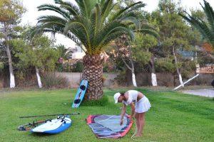 villa ioli wind surf
