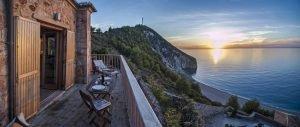 Villa Agios Nikita vista mare
