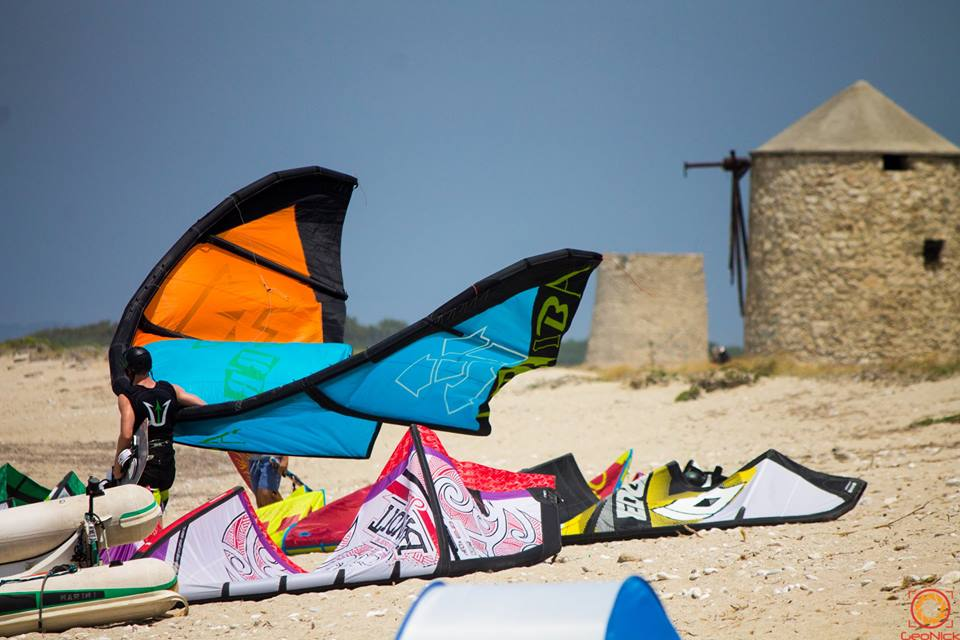 Kite Surfing Lefkada